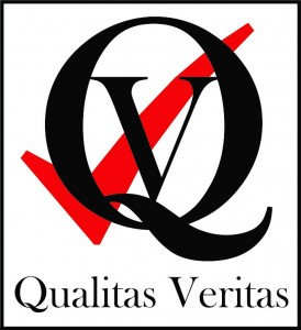 Qualitas Veritas certification body for our ISO 9001, ISO 14001, OHSAS 18001, ISO 13485, ISO 27001